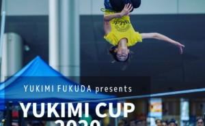 "YUKIMI CUO 2020 "" For Amateur Slackline Competition "" 開催!!"