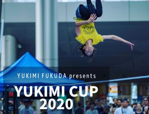"YUKIMI CUO 2020 "" For Amateur Slackline Competition "" 開催!!"